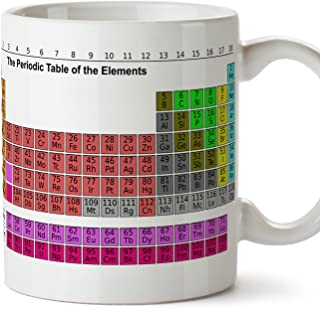 MUGFFINS Mok in het Spaans - Periodic Table I