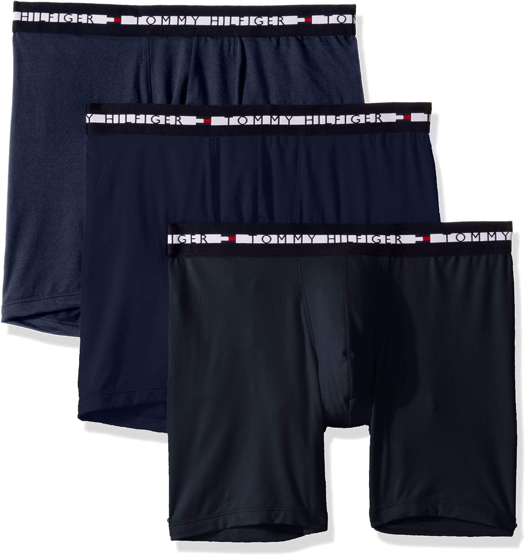 Tommy Hilfiger Men's Comfort + Multipack Boxer Briefs