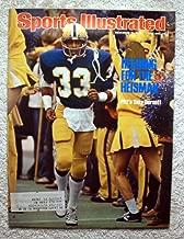 Tony Dorsett - Pittsburgh Panthers - Heisman Trophy Winner - Sports Illustrated - November 8, 1976 - College Football - SI