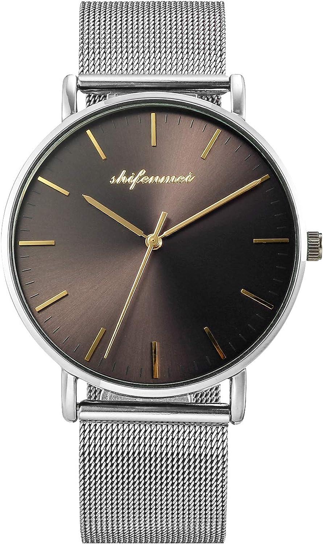 Austin Mall Minimalist Super intense SALE Watches shifenmei S1075 for Men Qua Business
