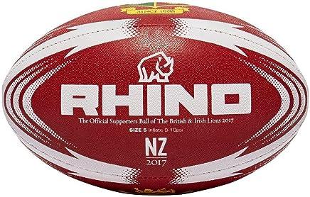 9c688bec11b86 British & Irish Lions 2017 - Ballon de Rugby Officiel Supporters - Rouge