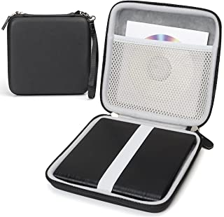 Ultra Slim Case for USB3.0, 2.0 External CD DVD Drive Burner for Cocopa, VersionTech, ZSTBT, LG8X, Dell DW316, Gipow, ROOFULL, Blingco, Havanda, JOKDEER, Aooking Tech, BENGOO, VicTsing, KINDEN