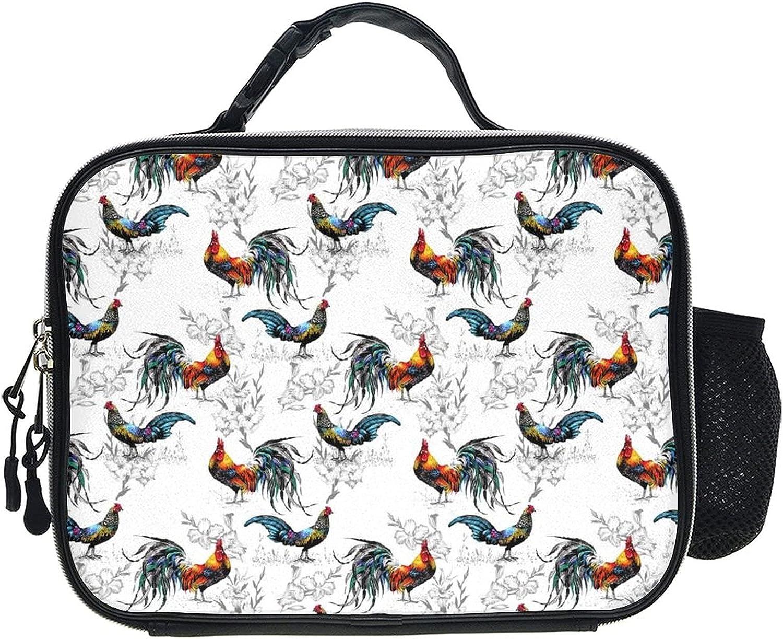 Lunch Box Lunchbag Can Hang Backpack Portable Tote Bag Handbags Meal Prep