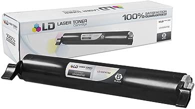 LD Compatible Toner Cartridge Replacement for Panasonic KX-FAT92 (Black, 3-Pack)