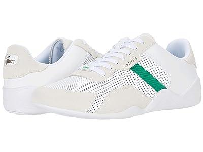 Lacoste Hapona 120 1 (White/Green) Men