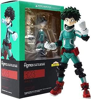 Ashland|Kids Toys - Cool My Hero Academia Figma 323 Midoriya Izuku Action Figure Model Toy (6inch)