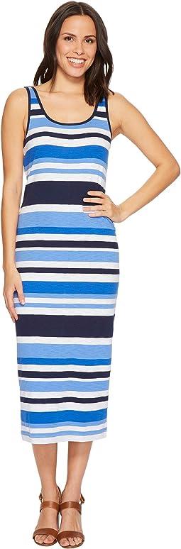 Tommy Bahama - Innercoastal Stripe Tank Dress