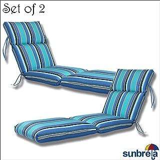 sunbrella dolce oasis cushion