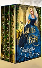 The Ladies of Bath: A Regency Romance Boxset Collection