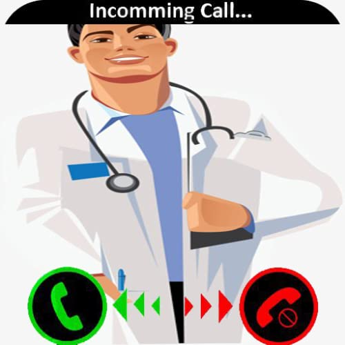 Fake Call From Doctor 2018