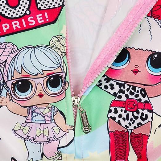 LOL Surprise Doll Kids Girls Hoodie Coats Cartoon Sweatshirts Outdoor Jacket New