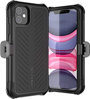 Ballistic Tough Jacket Maxx Series Holster Case for iPhone 11 6.1 Black