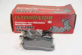 inwood intimidator new disc brake pads md357