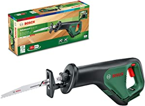 Bosch Cordless Reciprocating Sabre Saw AdvancedRecip 18 (Without Battery, 18 Volt System, in Box)