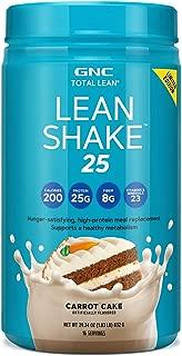 GNC Total Lean Lean Shake 25 - Carrot Cake