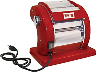 【並行輸入品】 Weston 01-0601-W 電動 パスタマシーン Roma Express Electric Pasta Machine