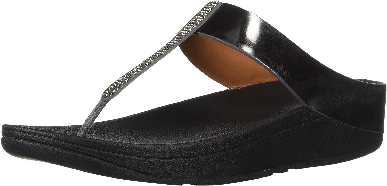 Fiflop kvinnor Fino Crystal Toe Toe Toe - Thong Sandals Sandal  Fri leverans och retur
