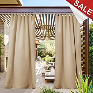 Best outdoor curtain rods Reviews