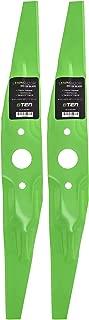 8TEN LawnRAZOR Upper Mulching Blade Set for Honda 21 Inch Deck Honda 72531-VH7-000 72531-VE2-010 72531-VE2-020