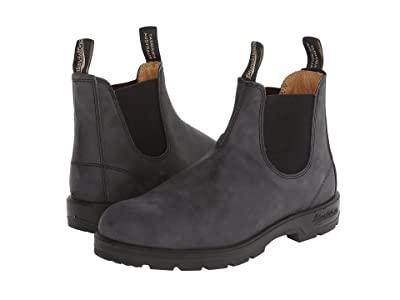 Blundstone 587 (Rustic Black) Work Boots