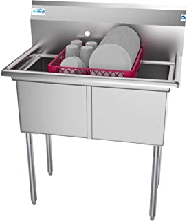 Best commercial stainless sink Reviews