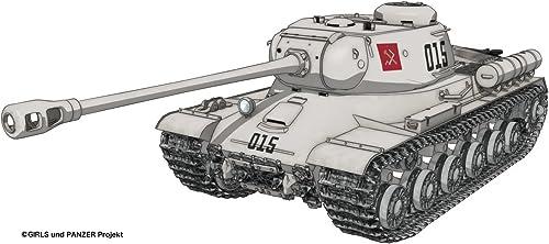 GP-19 1 35 Girls & amp; Panzer IS-2 Pravda High School