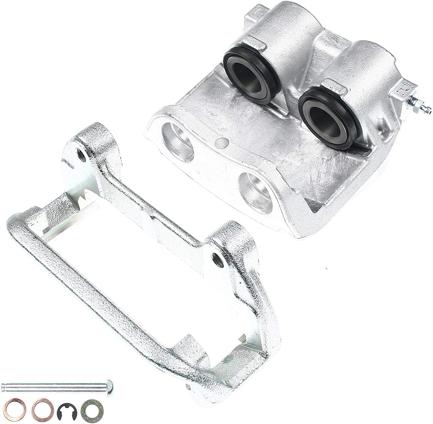 Front Driver Side gift Disc Max 50% OFF Brake for Caliper Assembly Replacement 19