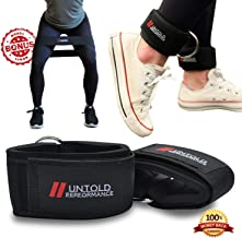 The Best Ankle Straps For Cable Machines And Booty Band | Gym Accessories For Women And Cable Attachments For Gym With Glute Bands For Your Workout | Cable Machine Attachments And Workout Accessories