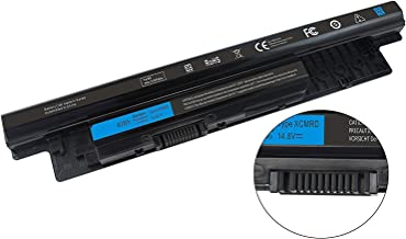 FLIW XCMRD Replacement Battery Compatible with Dell Inspiron 14 15 17 N3421 N3421 3521 MR90Y 5421 3521 5521 3721 5721 2421 2521 14r 15r Series 14.8V 40Wh