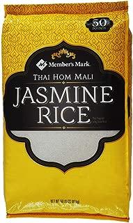 Member's Mark Thai Jasmine Rice (50 lb.) (pack of 2)