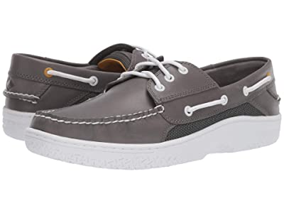 Sperry Billfish 3-Eye Boat Shoe (Grey) Men
