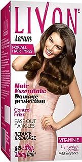 Livon Serum Reduces Hair Breakage Restores Hair Moisture Balance - 100 ml