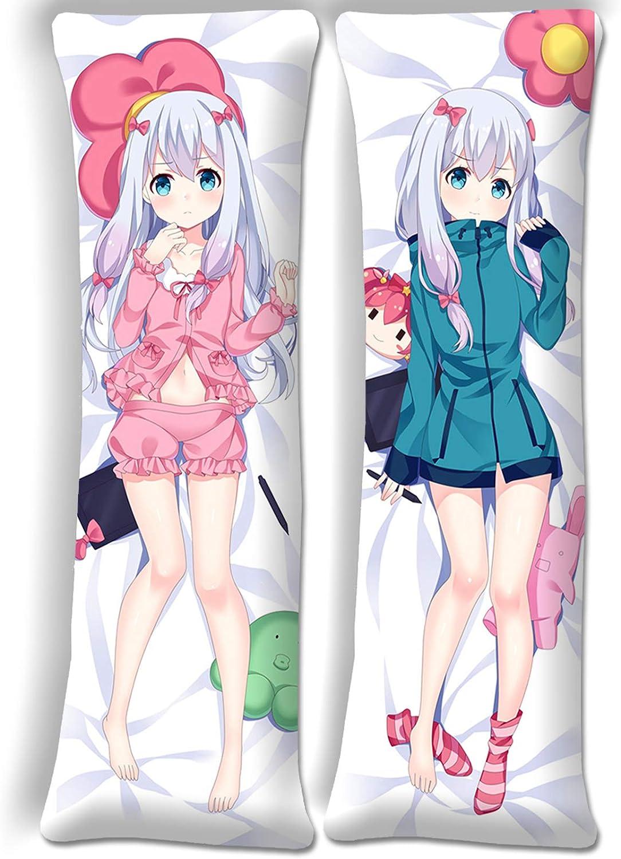 ROBETT Sagiri Izumi Eromanga Sensei Max 55% OFF 90% OFF Anime Case B Pillow Girl Big