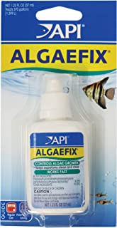 API ALGAEFIX Algae Control 1.25-Ounce Bottle, ALGAEFIX 1.25 OZ