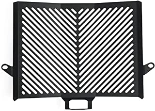 Motorcycle Radiator Grille Guard Protective Cover For KTM 1050 Adventure 2015-2017 KTM 1090 Adventure 2017 KTM 1190 Adventure 2013-2016 KTM 1290 Super Adventure 2015-2017(Black)