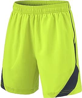 TSLA Boy's Active Shorts Sports Performance Youth HyperDri II w Pockets