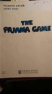 The Pajama Game [Vocal / Musical Score]