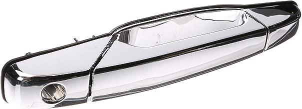 Depo 332-50027-112 Front Driver Side Left Side Exterior Door Handle Chrome