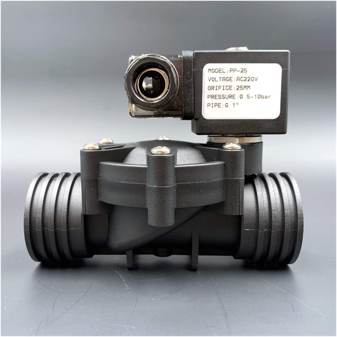 DINGGUANGHE Solenoid Valve In stock Water A surprise price is realized Valves 1 3 2 Inch 4 Pilot Typ