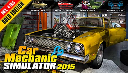 Amazon com: Car Mechanic Simulator 2018 - Mac: Video Games