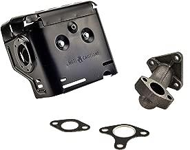 Parts Camp Muffler Exhaust Assembly Fits Honda GX240 GX270 8HP 9HP Engine Motor