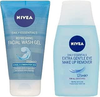 nivea makeup clear cleansing milk