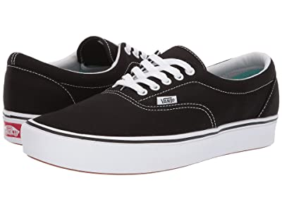 Vans ComfyCush Era ((Classic) Black/True White) Athletic Shoes