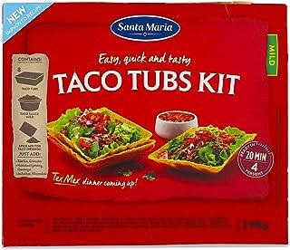 Santa Maria Tex Mex Taco Tubs Kit, 298 g