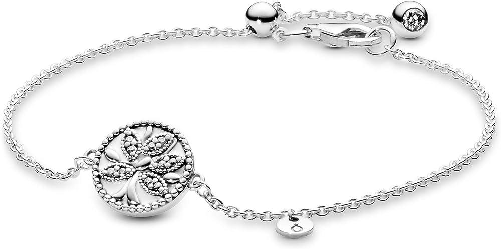 Pandora - braccialetto in argento da donna 597776CZ-16