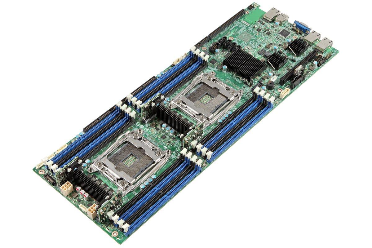 Intel BBS2600TPR LGA 2011-v3 Placa Base para - Servidor (Intel, LGA 2011-v3, 4, 6, 8, 10, 12, 14, 16, 160 W, 160 W, E5-2600): Amazon.es: Informática