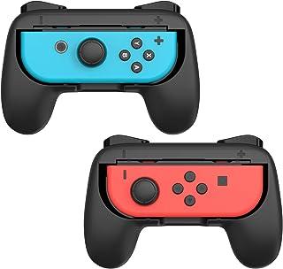 Talkworks Grips for Nintendo Switch Joycon Controller (2 Pack) - Game Accessories Joy-Con Handheld Joystick Remote Control...