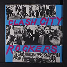 clash city rockers / jail guitar doors 45 rpm single