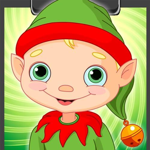Elf para colorear