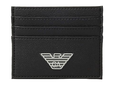Emporio Armani Plain PVC Card Holder
